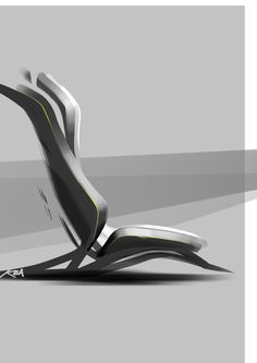 Chair concept for some work in progress