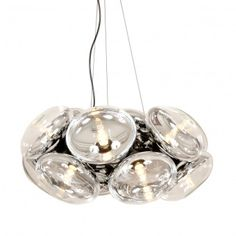 Modern Carne Suspension Lamp