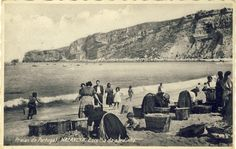 Nazaré, Portugal Portugal, Cultural Events, Historical Sites, Terra, Nostalgia, Travel, Cards, Etchings, Places