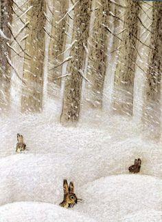 Józef Wilkon, The Story of the Kind Wolf, 1982.