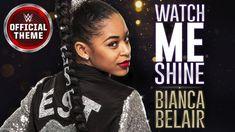 Bianca Belair - Watch Me Shine (Entrance Theme) Wwe Entrance, Wwe Theme Songs, Wrestling Rules, Black Wrestlers, Wrestling Superstars, Apple Music, Cool Photos, Youtube, Watch