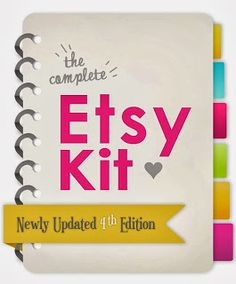 OneTwentyOne Designs: Wednesday TIP: How to Run an Etsy Shop-GREAT DOWNLOAD!