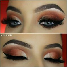 Created this look with the new The Jaclyn Hill Palette by Makeup Goals, Makeup Inspo, Makeup Inspiration, Beauty Makeup, Eye Makeup, Hair Makeup, Brown Makeup, Beauty Tips, Maybelline Age Rewind Concealer
