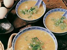 A light and clear traditional Chinese soup, your dinner guests will love this delicious chicken and corn soup, straight from The Australian Women's Weekly vintage cookbooks.