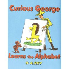 Carry Along Book & CD, Curious George® Learns the Alphabet, HOU9780618959662