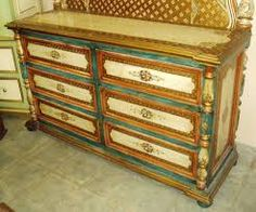 Image result for medieval painted drawers