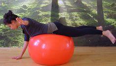 Sensomotorik-Übung: Stabilisierung des Körpers - gesünderleben.at - Gesünder Leben
