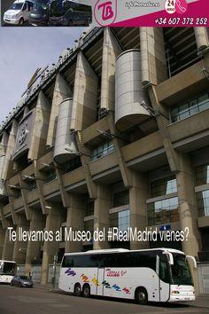 Real Madrid, Santiago Bernabeu, Broadway Shows, Towers, Museums, Tourism, Viajes