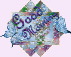 good morning animated glitter graphics | Good Morning