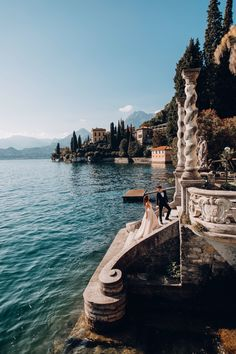 Weddinng shooting in Villa Monastera Lake Como, Tower Bridge, Villa, Wedding, Travel, Valentines Day Weddings, Viajes, Destinations, Traveling