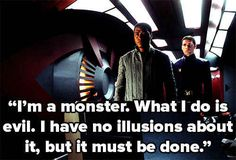 The most chilling lines from villains. The Operative – Serenity