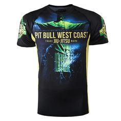 BJJ 14 Short Sleeve Rashguard  #buy #streatwear #pitbullsports #tee
