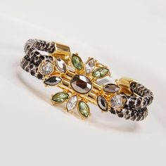 Gem Decorated #Bracelet For Women     #accessories http://to.faearch.me/1J7Nc29