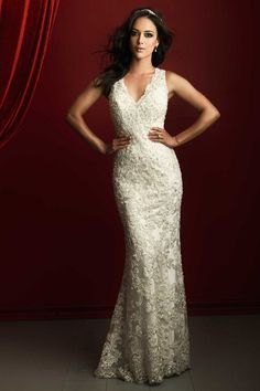 C366 Allure Couture Bridal Gown