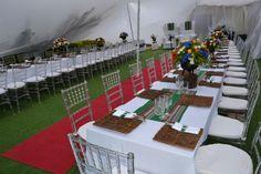 Tshivenda wedding deco