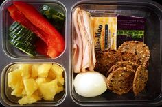 27 Simple and Healthy School Lunches for Kids
