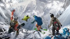 Steep assessment: A fresh take on extreme sportsbut not a good