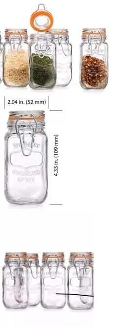 6d91f24f46eb 365 Best Canisters and Jars 20654 images in 2019 | Canisters, Jar ...