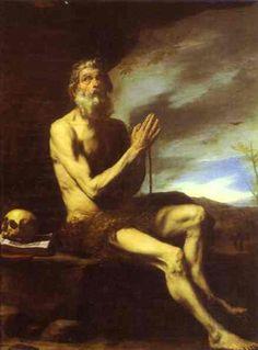 San Pablo el ermitaño - José de Ribera