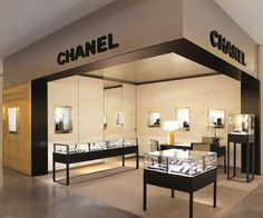 Parisian Eye: Chanel opens first French watch corner at world famous Galeries Lafayette