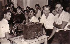 MOXOΣ...29 Αυγούστου τ' Αή-Γιανιού στην πλατεία…Αντώνης του Τζαγατζάρη….Πετροψαράς…..Ασμαριανός….Ηλίας