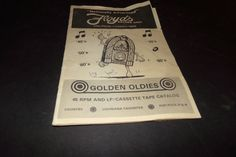 Vintage Floyds Record Shop Catalog Records & Tapes Country Pop Rock R & B 80's