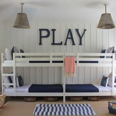 Shared Boy Room Design, Pictures, Remodel, Decor and Ideas - page 9 Two boys, 2 friends