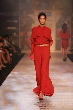Lakmé Fashion Week – Nokia Present Shantanu & Nikhil at LFW SR 2014