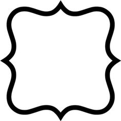 pin by claudia okimoto on frozen pinterest scrapbooking label rh pinterest com border shapes clip art Fire Border Clip Art