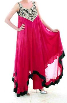 The Pink Dress Collection For Ladies With Latest Designs