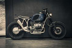 "The Bullitt: 1977 BMW R60/7 ""Macchiato"" by ER Motorcycles"