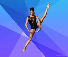 Jacqueline Green, Alvin Ailey American Dance Theater - Photographer Andrew Eccles