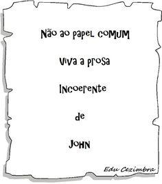 Edu Cezimbra: John XXII