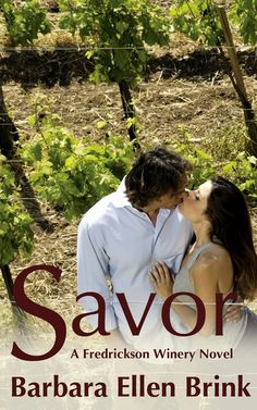 THE FREDRICKSON WINERY NOVELS   Clean Indie Reads