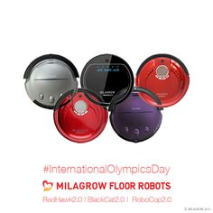 ‪#‎InternationalOlympicDay‬ was introduced in 1948 to commemorate the birth of the modern Olympic Games on 23 June 1894 at the Sorbonne in Paris. The goal is to promote participation in sport across the globe regardless of age, gender or athletic ability. #Milagrow