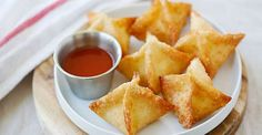 Let�s go crabby here, people! Meet Sebastian from the Little Mermaid by having crab Rangoon together later. *winks* �Are we going to meet Sebastian for real