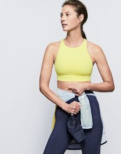 a9309243d15ab New Balance® for J.Crew performance crop top and New Balance® for J