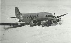 RAAF Antarctic Flight Dakoda DC3