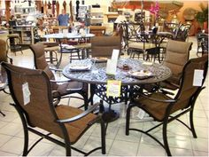 Yard Art Patio & Fireplace: Lewisville • patio furniture • dining sets • rugs •accessories • umbrellas