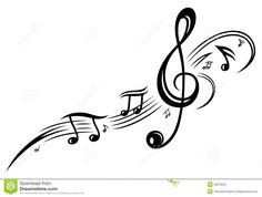 Music, Music Notes, Clef Stock Image - Image: 33576521