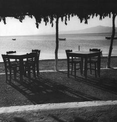 by Dimitris Harisiadis Agioi Apostoloi, Attica, Greece, Greek Town, Greece Art, Black And White Beach, Castle, Urban, Landscape, Architecture, World, Places