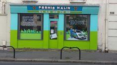 Permis Malin Courbevoie : Location de véhicules double commande 198 Boulevard Saint Denis 92400 Courbevoie    01.43.33.79.92