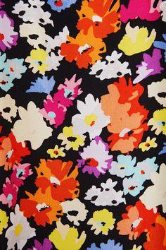 Textiles, Textile Patterns, Textile Prints, Flower Patterns, Print Patterns, Vintage Flower Prints, Vintage Flowers, Floral Prints, Shirt Print Design