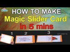 Magic Slider Card - YouTube