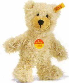 Steiff EAN 012822 Charly Dangling Teddy Bear Small