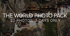Envato Exclusive: The World Photo Pack. My photo #10
