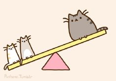 Art Cat GIF animé