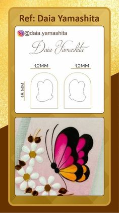 Nails Inspiration, 3 D, Alice, Butterfly, Nail Art, Cartoon, Stickers, Rose, Sticker Ideas