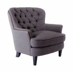 it's not a rocker but i think this could be a great chair in a kiddos room. // Tafton Arm Chair
