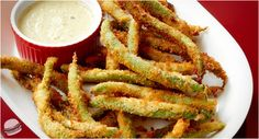 Secret Recipes: Green Bean Fries From T.G.I. Friday's | damnthatlooksgood